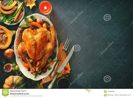 roasted turkey for thanksgiving day stock photo image 100958008