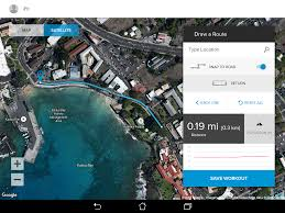 Create Route Google Maps by Create A Map Based Workout U2013 Ifit Support