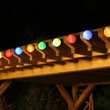 Solar Led Patio String Lights 108 Best Lanai Lighting Images On Pinterest Gardens Backyard