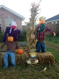 Homemade Scarecrow Decoration Kevin Kissire Deathcon64 On Pinterest