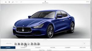 pink maserati interior build your own maserati youtube