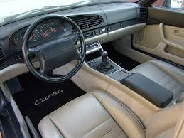 custom porsche 944 jang speaks porsche 944 turbo a few new interior bits
