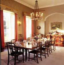 fancy dining room home interior design ideas