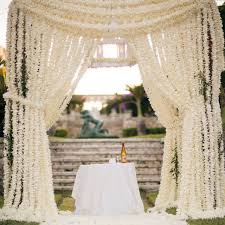 wedding backdrop alternatives unique wedding altar ideas and pictures popsugar home