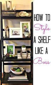 bookshelf decorations bookshelf decorations how to style a shelf like a boss bookshelf