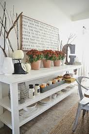 buffet table with fireplace diy projects and ideas for the home buffet room and dining