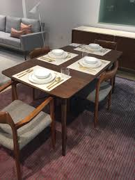 moller 57 and moller 77 dining chairs dwr dining room