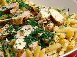 Dinner Ideas Using Chicken Easy Lemon Pasta With Chicken Recipe The Neelys Food Network