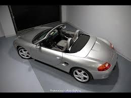 silver porsche convertible 2002 porsche boxster s