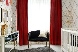red and white bedroom curtains red black and white bedroom curtains black and white nursery with
