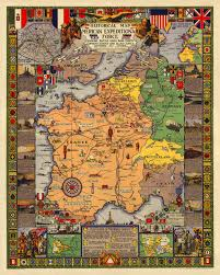 Historical Maps Of Europe by American Expeditionary Force Wwi Historical Map Battlemaps Us