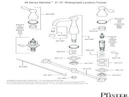 pfister kitchen faucet parts charming price pfister faucet parts list ideas ideas house design