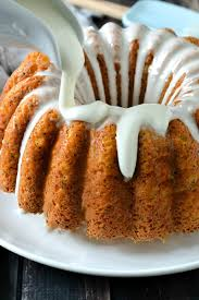 glazed lemon poppy seed bundt cake mother thyme