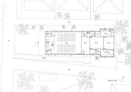 gallery of shonan christ church takeshi hosaka 30 floor plan