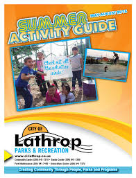 city of lathrop summer 2015 activity guide by city of lathrop issuu