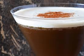martini coffee pumpkin spice martini whiskey cocktail recipe