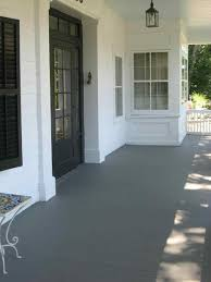 Painted Concrete Porch Pictures by Patio Color Created Match The Custom Painting Concrete Porch Floor