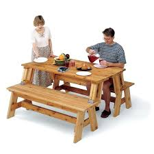 Free Woodworking Plans Folding Picnic Table by Picnic Table Bench Plans U2013 Amarillobrewing Co