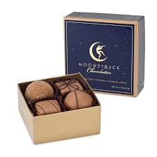 Halloween Chocolate Gifts Chocolate Gift Boxes Boxed Chocolates Moonstruck Chocolate Company
