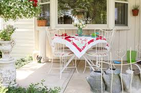 Shabby Chic Patio Furniture by Target Dinnerware Sets Porch Shabby Chic With Bay Window Column