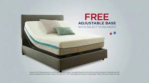 mattress firm 4th of july sale tv commercial u0027free adjustable
