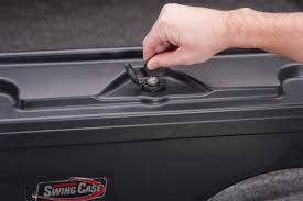 Dodge Ram Truck Bed - undercover tonneau undercover swing case storage box truck bed