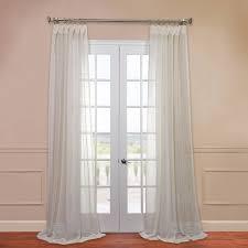 Lined Burlap Curtain Panels Lined Burlap Curtains Diy Panel Curtains Burlap Curtain Valances