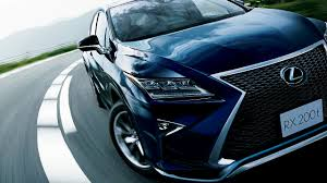 lexus japan india lexus rx lexus es will arrive by h2 2016 as ckd