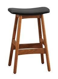 Counter Height Stool Amazon Com Homelegance 1188bk 24 Bi Cast Vinyl Counter Height