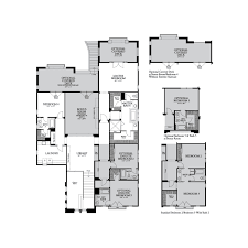 residence floor plan residence 2 aster heights at rosedale