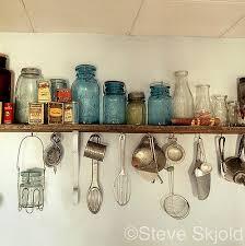 Kitchen Shelf Ideas Top 25 Best Antique Kitchen Decor Ideas On Pinterest Vintage
