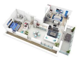 Creative Floor Plans by 25 More 2 Bedroom 3d Floor Plans Amazing Architecture Magazine