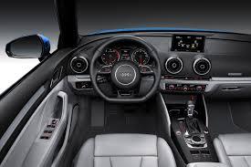 audi a3 dashboard type 8v 2014 audi a3 cabriolet gray interior eurocar news