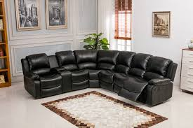 Next Leather Sofas by Valencia Leather Recliner Corner Sofa Suite With Drinks Console