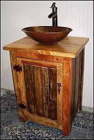 rustic bathroom sinks and vanities 40 best rustic bathroom vanities images on pinterest primitive