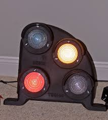 Position Light Railroad Signal Lenses
