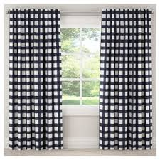 Red And White Buffalo Check Curtains Buffalo Plaid Curtains Target