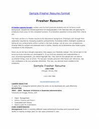 cover letter fresher resumes format freshers resume format