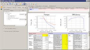 electric machine design software jmag express