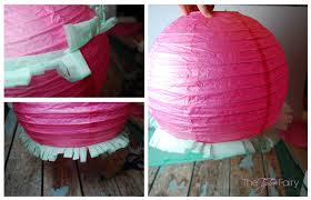 diy jellyfish decorations with disney baby ariel the tiptoe fairy