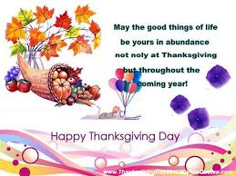 happy thanksgiving day greetings messages sms for friends family