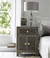 rosa beltran design diy bone inlay painted furniture