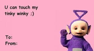 Funny Valentines Day Memes Tumblr - tumblr funny valentines mine teletubbies valentines valentines