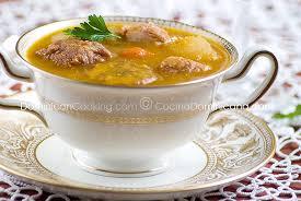 la cuisine de domi sancocho recipe and roots stew