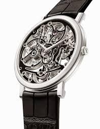 piaget skeleton piaget altiplano skeleton enamel 1200e time and watches