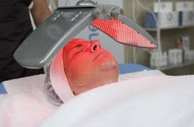 light treatment for skin led light therapy mountain sun massage skin care