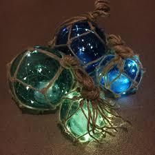 glass float lantern u2013 sea things ventura
