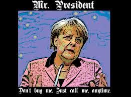 Nsa Meme - angela merkel nsa meme by aceart politics cartoon toonpool