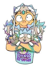 super rick fan morty super rick fan morty is precious sweetest cinnamon roll rick and