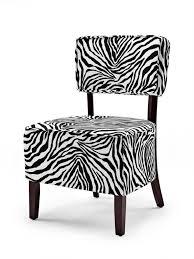 Furniture At Walmart Chair Furniture Zebra Print Chair And Ottoman Mats For Deskzebra